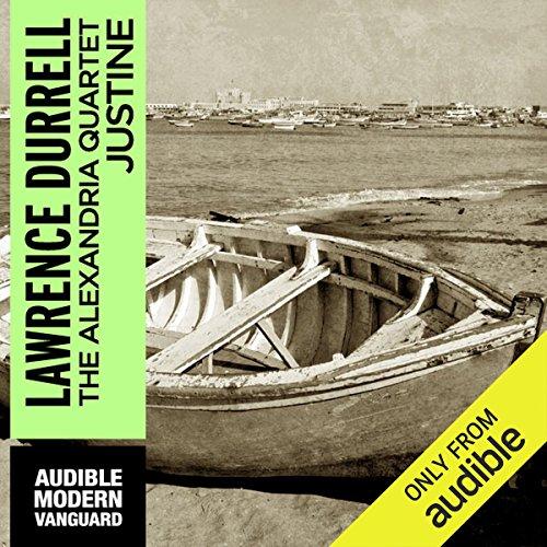 Justine audiobook cover art