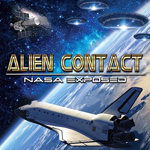 Alien Contact audiobook cover art