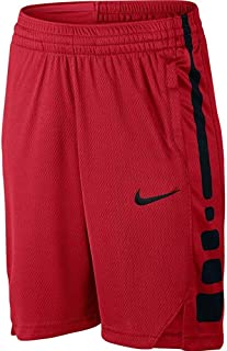 Nike Boy's Dry Basketball Shorts (Red