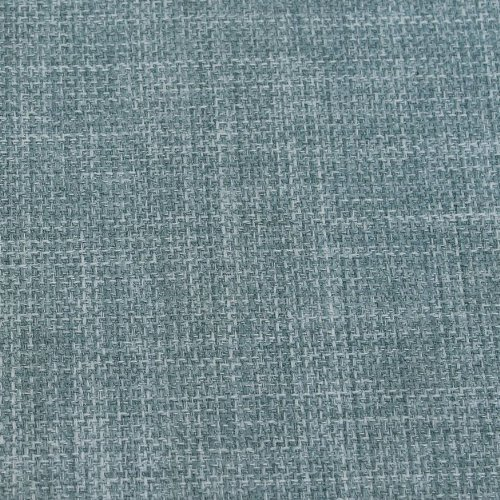 IWF–Linoso Duck Egg Blue Soft Plain Linen Look for Curtains, Cushion, Padding Material, Sold Per Metre