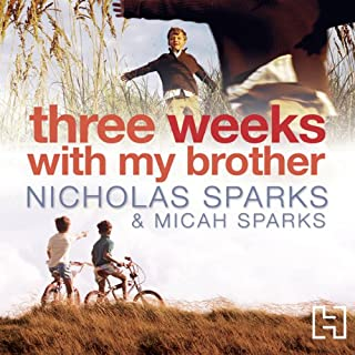 Three Weeks with My Brother cover art