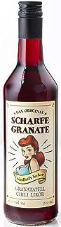 Scharfe Granate - Das Original - Granatapfel-Chili-Likör - Mit 18% Alkohol 500 ml