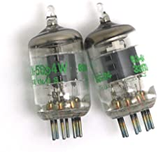 WINGONEER 2Pcs 7-Pin 5654W Vacuum Tubes - Upgrade for 6AK5 6J1 6J1P EF95
