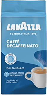 Lavazza DEK Ground Coffee 250g, 250 g