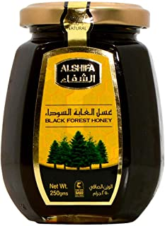 AL SHIFA All Natural Pure Raw Black Forest Honey, 250g