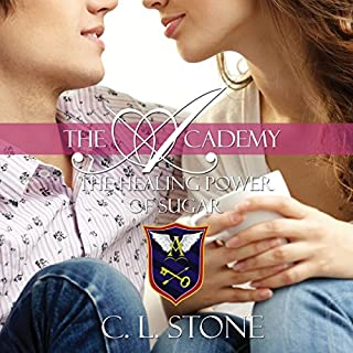 The Healing Power of Sugar     The Academy: The Ghost Bird, Book 9              Written by:                                                                                                                                 C. L. Stone                               Narrated by:                                                                                                                                 Natalie Eaton                      Length: 11 hrs and 27 mins     Not rated yet     Overall 0.0
