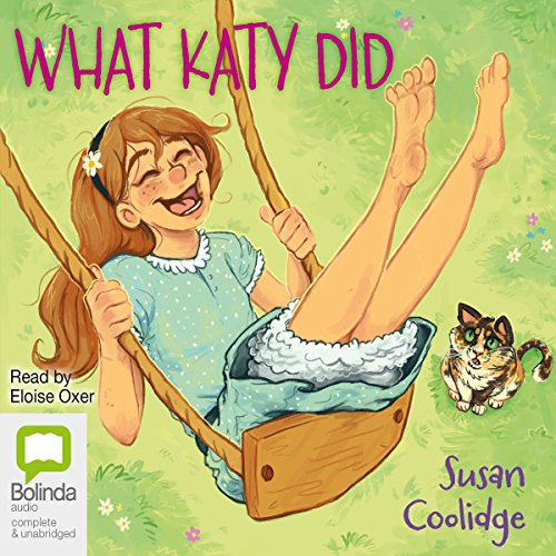 Couverture de What Katy Did