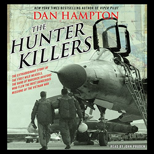 Couverture de The Hunter Killers