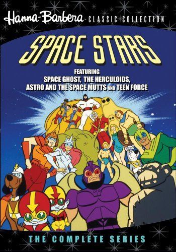 Space Stars - The Complete Series (3 DVDs) [RC 1]