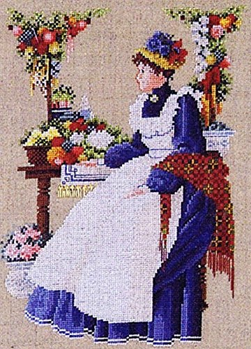 County Fair, Cross Stitch Pattern from Lavender and Lace