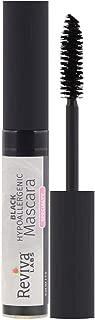 Reviva Labs Hypoallergenic Mascara No 840 Black - 0.25 oz