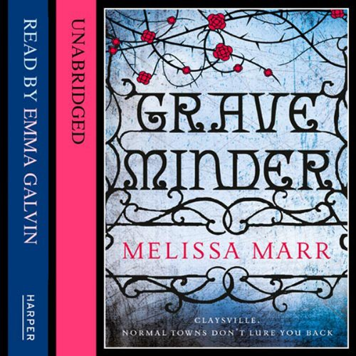 Graveminder cover art