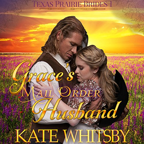 Grace's Mail Order Husband audiobook cover art