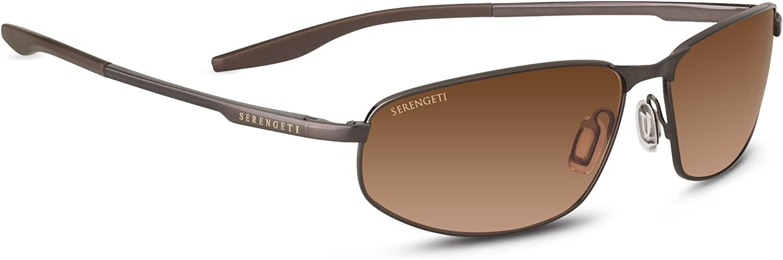 Serengeti Matera Sunglasses -Mineral Glass Drivers Gradient Lenses -Medium