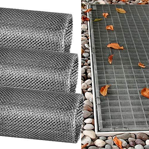 DILUMA | Lichtschachtabdeckung 3er Set 60x120 cm aus Edelstahl | Kellerschachtabdeckung für Zuverlässigen Schutz