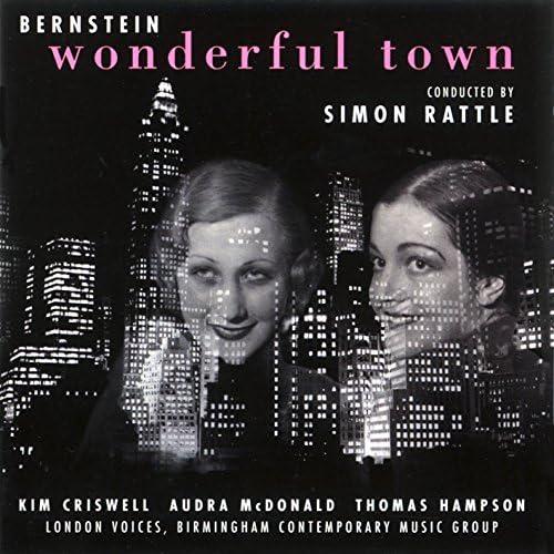 Sir Simon Rattle & Birmingham Contemporary Music Group
