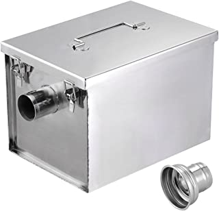Best stainless steel grease trap Reviews
