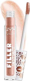 NYX (Brunch Drunk) Professional Makeup Filler Instinct Plumping Lip Polish, Brunch Drunk, 0.08 fl. oz.