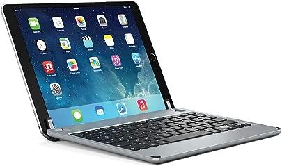 BRYDGE 10 5 Hochwertige Bluetooth Tastatur aus Aluminium deutsches Layout QWERTZ f r das iPad Pro 10 5 space grau Schätzpreis : 139,99 €