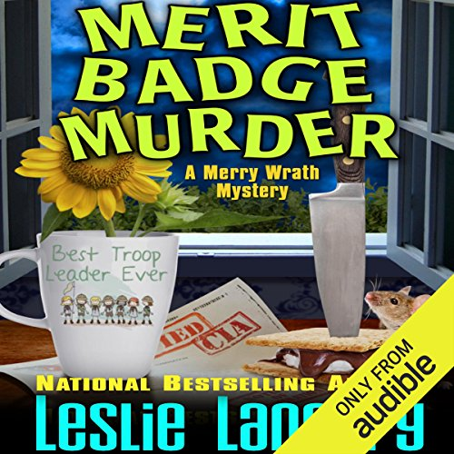 Merit Badge Murder Titelbild