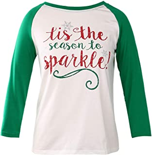 tis the season to sparkle shirt