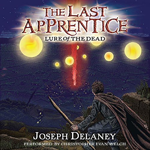 Lure of the Dead     The Last Apprentice, Book 10              De :                                                                                                                                 Joseph Delaney,                                                                                        Patrick Arrasmith                               Lu par :                                                                                                                                 Christopher Evan Welch                      Durée : 7 h et 16 min     Pas de notations     Global 0,0