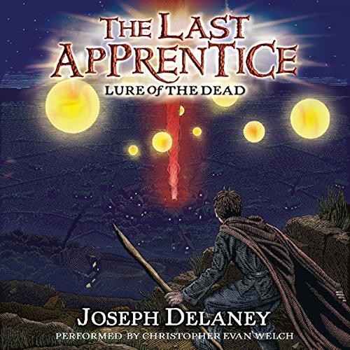 Lure of the Dead: The Last Apprentice, Book 10