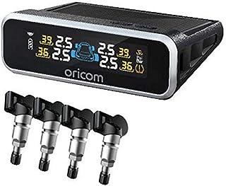 Oricom TPS9I Internal Tyre Pressure Monitoring System, Black