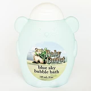 Baby Bubble Bath Wild Carrot Herbals 240 mL Liquid