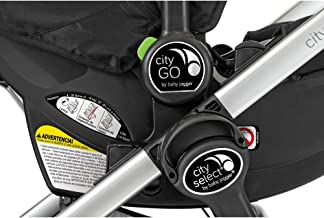 Baby Jogger Adapter for CityGO, Graco for City Select, Black