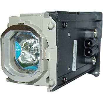 Genuine OEM Replacement Lamp for Mitsubishi XD8700U Projector IET Lamps with 1 Year Warranty Power by Ushio
