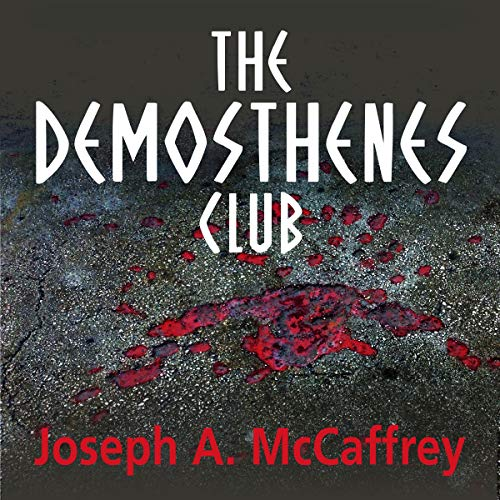 The Demosthenes Club audiobook cover art