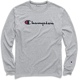 cca75094dca214 Amazon.com: Champion - Long Sleeve / Active Shirts & Tees / Active ...