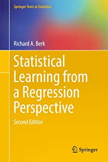 Statistical Learning from a Regression Perspective (Springer Texts in Statistics) (English Edition)