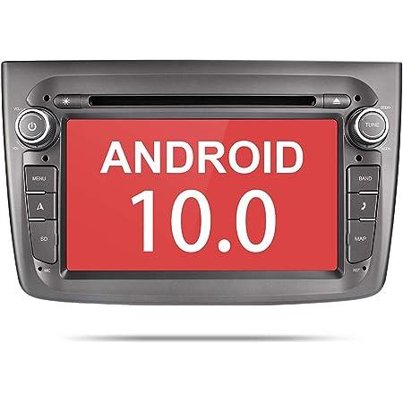 Aumume Android 10 0 Autoradio Für Alfa Romeo Mito Mit Elektronik