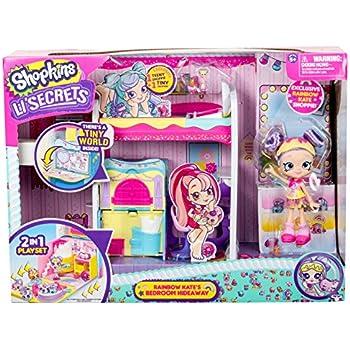 Shopkins Lil' Secrets - Rainbow Kate's Bedroo | Shopkin.Toys - Image 1