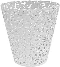 7L Cestino in Plastica Impermeabile Pattumiera con Coperchio per Ufficio Cameretta Rolanli Cestino per la Carta Cucina o Bagno