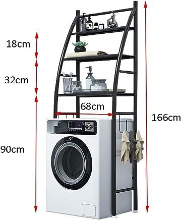 Badezimmerschließfach über Dem 3 Stöckigen Badezimmerregal