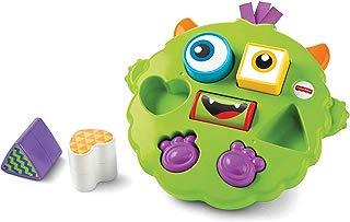 Monstro Quebra-Cabeça, Fisher Price, Mattel