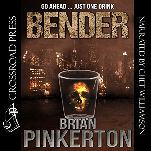 Bender audiobook cover art