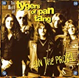 Songtexte von Tygers of Pan Tang - Best of Tygers of Pan Tang: On the Prowl