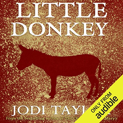 Little Donkey audiobook cover art
