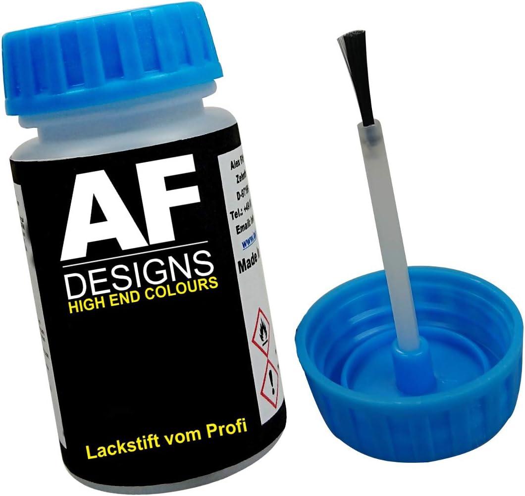 Alex Flittner Designs Lackstift Ral 7035 Lichtgrau Seidenmatt 50ml Schnelltrocknend Acryl Auto