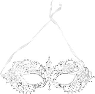 silver masks for masquerade