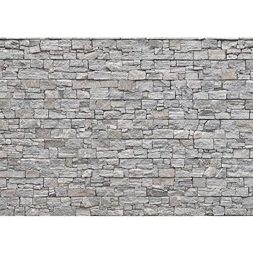 Vlies fotobehang 300x210 cm - Top ! Premium plus fotobehang. Muurschilderingen XXL muurschildering beeld fotobehang behang wandbehang wanddecoratie wand stenen muur stenen muur - no. 171