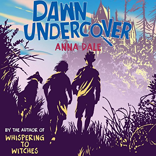 Dawn Undercover audiobook cover art