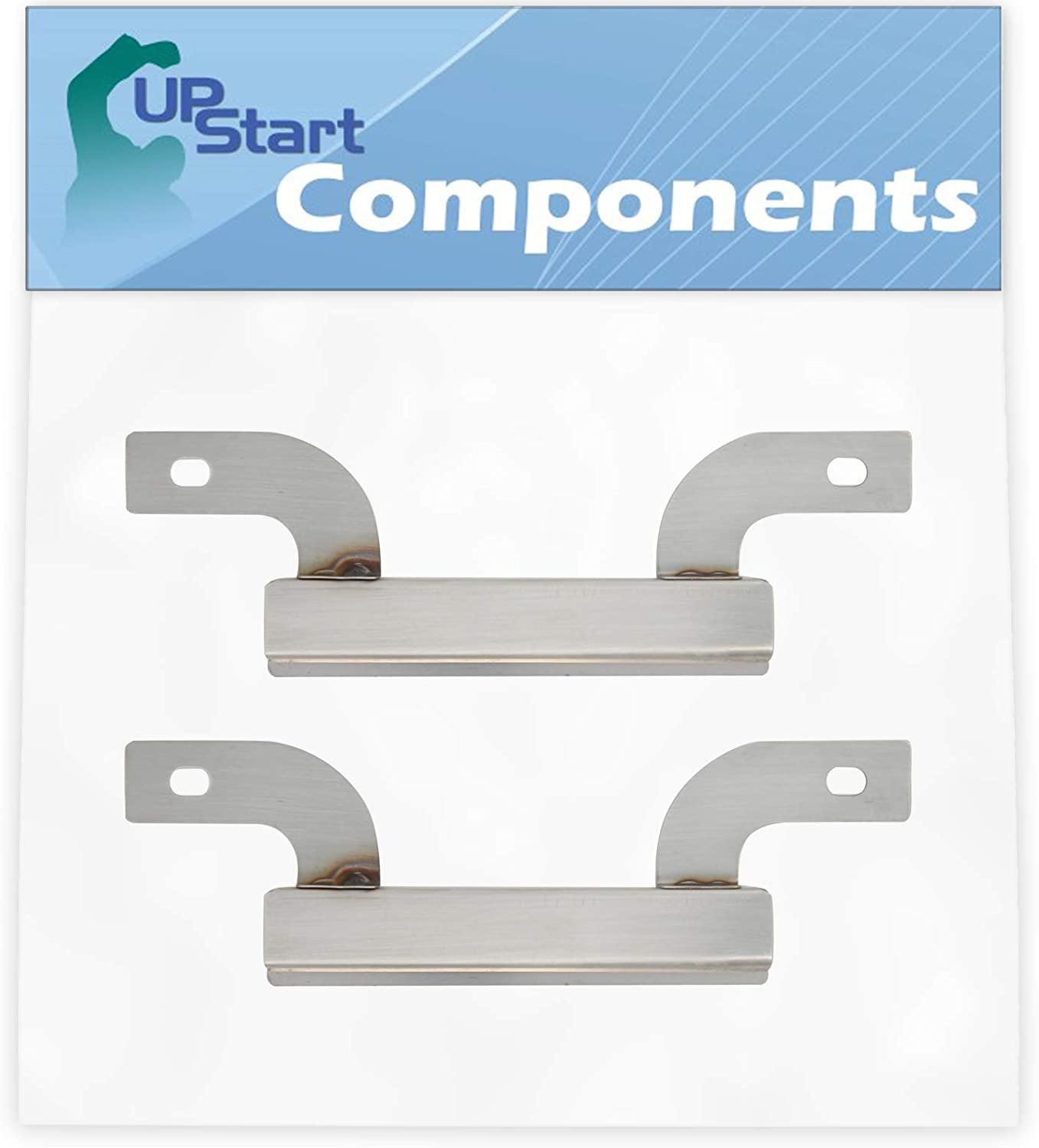 mart Mail order UpStart Components 2-Pack BBQ Grill Crossover Burner Tube Replac