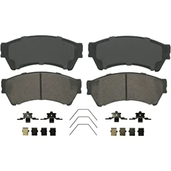 Brake Pads Kits,ECCPP Front Rear Ceramic Brakes Pads fit for 2010-2012 Ford Fusion,2007-2012 Lincoln MKZ,2006 Lincoln Zephyr,2008 Mazda 6,2006-2011 Mercury Milan 807451-5211-0947031