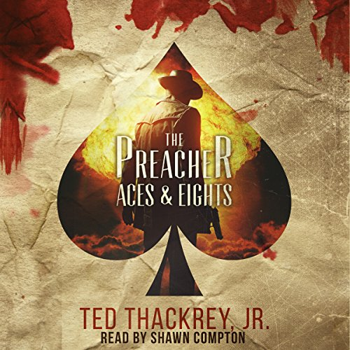 The Preacher: Aces and Eights Titelbild