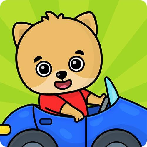 Autospiele für Kleinkinder
